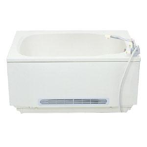 *日立ハウステック* HK-1072D7-1LA-L R-WH 1050 浴室暖房 タイプ FRP浅型浴槽 一方全エプロン 簡易脱着 満水220L 水栓別売 成人式 返品・交換について 年末年始のご挨拶