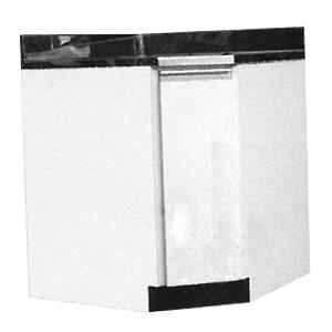 *メイコー*W-720CT 調理台 公団タイプ Wタイプ 間口72cm ホワイト