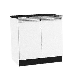 *メイコー*W-60G ガス台 公団タイプ Wタイプ 間口60cm ホワイト
