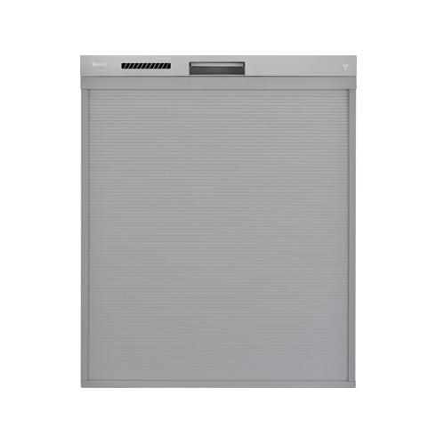 ☆*リンナイ*RSW-D401LPE 食器洗い乾燥機 ステンレス調ハーフミラー ハイグレード おかってカゴ 深型スライドオープン 食洗機 〈送料・代引無料〉