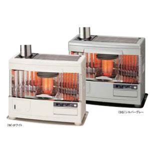 ☆*サンポット*UFH-7731UKC R [カベック] 石油暖房機 床暖内蔵 煙突式 木造20畳/コンクリート32畳【送料・代引無料】