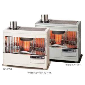 ☆*サンポット*KSH-7031KC R [カベック] 石油暖房機 煙突式 木造18畳/コンクリート29畳【送料・代引無料】