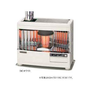 ☆*サンポット*KSH-7011RC R [カベック] 石油暖房機 煙突式 木造18畳/コンクリート29畳【送料・代引無料】