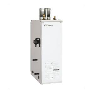 *長府製作所*KIB-4565SAGH 減圧式 高圧力型 Rトップ付 石油ふろ給湯器 屋外据置型 [オート] 39000kcal リモコン別売〈送料・代引無料〉