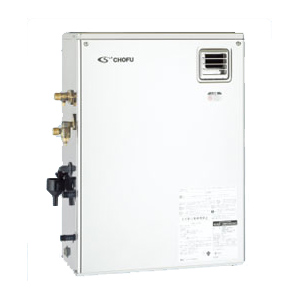 *長府製作所*KIBF-3865SAG 減圧式 標準圧力型 石油ふろ給湯器 屋外据置型 [オート] 32500kcal リモコン別売〈送料・代引無料〉