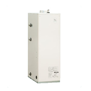 *長府製作所*EPG-4403F 減圧式貯湯型 温水ボイラ エコフィール 石油給湯器 業務用 給湯または暖房 屋内据置型〈送料・代引無料〉