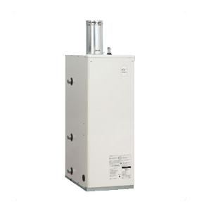 *長府製作所*PG-5304 Kトップ付 減圧式 貯湯型 石油給湯器 業務用 給湯または暖房 屋外据置型 〈送料・代引無料〉