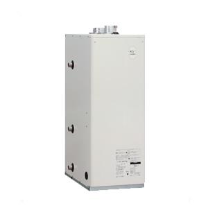 *長府製作所*PG-5304F 強制給排気FFタイプ 減圧式 貯湯型 石油給湯器 業務用 給湯または暖房 屋内据置型 台所リモコン付〈送料・代引無料〉
