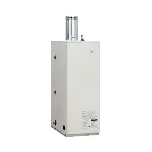*長府製作所*PG-5304W Kトップ付 減圧式 貯湯型 石油給湯器 業務用 給湯プラス暖房 屋外据置型 〈送料・代引無料〉