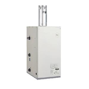 *長府製作所*PG-7004 Kトップ付 減圧式 貯湯型 石油給湯器 業務用 給湯または暖房 屋外据置型 〈送料・代引無料〉