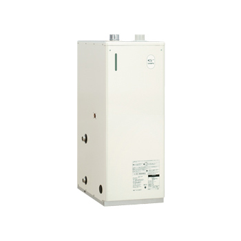 *長府製作所*DB-4004F 強制給排気FFタイプ 融雪対応 暖房専用 暖房ボイラ 屋内据置型 リモコン別売〈送料・代引無料〉