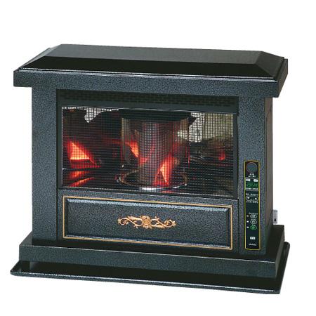 (3年保証付)*トヨトミ*FQ-S70J FF式アンティークストーブ 7.0kW 暖房器具 木造18畳/コンクリート29畳 (送料・代引無料)