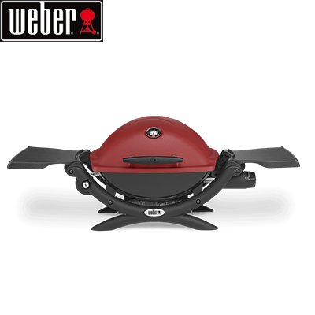 *Weber* Q1250 ガス バーベキューグリル ウェーバー BBQ 焼肉 キャンプ ガスグリル パーティ アウトドア 用品 〈送料・代引無料〉