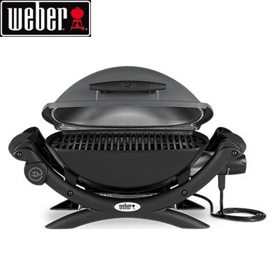 *Weber* Q1400 電気式 バーベキューグリル ウェーバー BBQ 焼肉 キャンプ グリル パーティ アウトドア 〈送料・代引無料〉