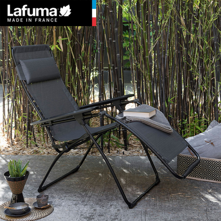 *Lafuma/ラフマ*LFM3113 FUTURA Batyline Duo リクライニングチェア ゼログラビティ 屋内 屋外 キャンプ 〈送料・代引無料〉