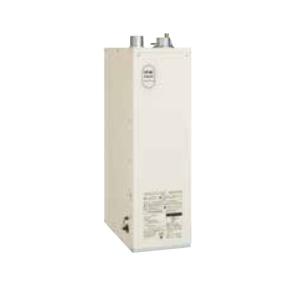 *サンポット*HMG-E478ASF 石油給湯器 水道直圧式 床置式 屋内設置型 本体のみ 強制給排気タイプ エコフィール〈送料・代引無料〉