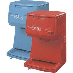 *池永鉄工*FM-5S バラ氷専用氷削機 かき氷機:給湯器とガスコンロのお店