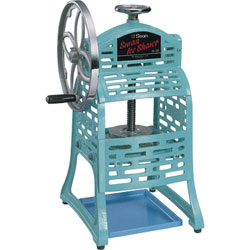 *池永鉄工*SI-3B 手動式氷削機 かき氷機