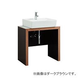 *ジャニス*LU751TSDR[-22/-23]BW1 洗面化粧台 スクエアラインテーブル ベースキャビネット 間口750mm【送料無料】
