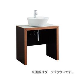 *ジャニス*LU752TSDR[-22/-23]BW1 洗面化粧台 サークルラインテーブル ベースキャビネット 間口750mm【送料無料】