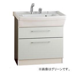 *ジャニス*LU751CFJ-[13/14/15]/LU751CFJY-[13/14/15]BW1 洗面化粧台 ベースキャビネット シャワー水栓【送料無料】