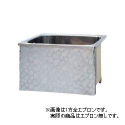 *JFE*KS80 ステンレス浴槽 KSシリーズ エプロンなし ストレート埋込タイプ[満水240L] [受注生産品]