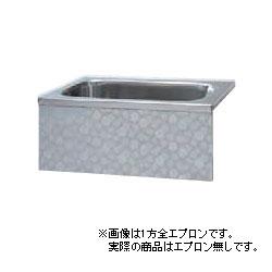 *JFE*KS145 ステンレス浴槽 KSシリーズ エプロンなし 背もたれ埋込タイプ[満水285L] [受注生産品]