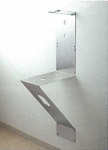*KAKUDAI*250-052 ガラス洗面器用ブラケット