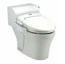 *KAKUDAI*235-100 シューレスト腰掛便器 温水洗浄便座 [一般地仕様]