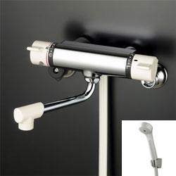 *KVK*KF800 水栓金具 サーモスタット式シャワー【代引不可】