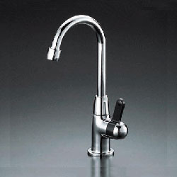【3年保証無料】*KVK*K331N 水栓金具 パーティーシンク用水栓【代引不可】