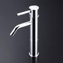 【3年保証無料】*KVK*LFM612-108 水栓金具 洗面用シングルレバー式混合栓 ロングボディ【代引不可】