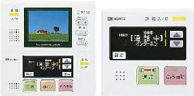 [47]*ノーリツ*RC-7501PV-1 マルチリモコンセット インターホン機能付