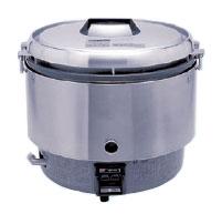 *大阪ガス*[N]011-0870型 業務用ガス炊飯器 涼しいガス丸形炊飯器 2.0~6L