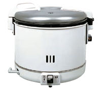 *大阪ガス*[N]011-0402型 業務用ガス炊飯器 ガス丸形炊飯器 電子ジャー機能付 0.6~3L
