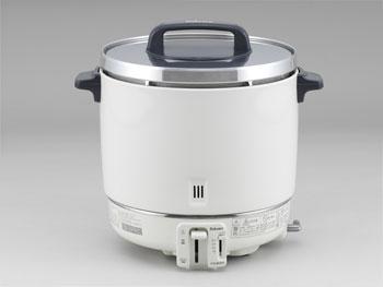 *パロマ*PR-403SF 業務用炊飯器 立消え安全装置付 フッ素釜付