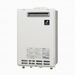 *パーパス[高木産業]*GS-2400W-1[BL] ガス給湯器 屋外壁掛型 給湯専用 24号【送料・代引無料】