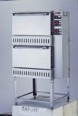 *リンナイ* RAS-105-T 業務用炊飯器 自動式 2段タイプ 予約タイマー付