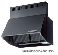 【送料・代引無料】*リンナイ*BDR-3HE-AP601BK/BDR-3HE-AP6017BK レンジフード スタンダード[ブーツ型] ブラック 60cm幅