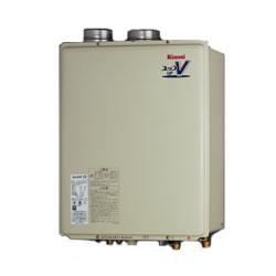 ☆【無料3年保証/工事もご依頼で5年】*リンナイ*RUF-V2005AFF[A] ガスふろ給湯器 設置フリー屋内壁掛型 FF方式 [フルオート] 20号 20Aタイプ