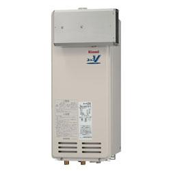 【無料3年保証/工事もご依頼で5年】【送料・代引無料】*リンナイ*RUX-VS1616A-E ガス給湯器 屋外壁掛型 [給湯専用] 16号15Aタイプ アルコーブ設置型