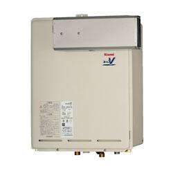 【送料・代引無料】*リンナイ*RUXC-V3201A 業務用ガスふろ給湯器 屋外壁掛型 [給湯専用] 32号 アルコーブ設置型