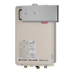【無料3年保証/工事もご依頼で5年】【送料・代引無料】*リンナイ*RUX-A1600A-E ガス給湯器 屋外壁掛型 [給湯専用] 16号20Aタイプ アルコーブ設置型