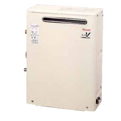 【無料3年保証/工事もご依頼で5年】【送料・代引無料】*リンナイ*RUX-V1606G-E ガス給湯器 屋外据置形 [給湯専用] 16号20Aタイプ