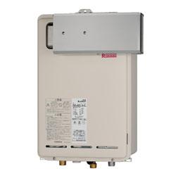 【無料3年保証/工事もご依頼で5年】【送料・代引無料】*リンナイ*RUX-A1601A-E ガス給湯器 屋外壁掛型 [給湯専用] 16号20Aタイプ アルコーブ設置型