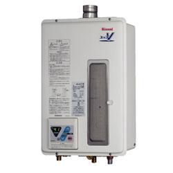 ☆【送料・代引無料】*リンナイ*RUXC-V1600SWF 業務用ガスふろ給湯器 屋内壁掛型 [給湯専用] 16号20Aタイプ FE方式