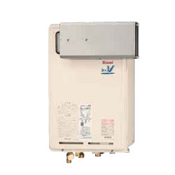 *リンナイ*RUJ-V2401A[A] ガス給湯器 アルコーブ設置型 24号 20Aタイプ [高温水供給式]【送料・代引無料】