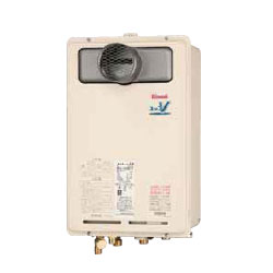 *リンナイ*RUJ-V1611T[A]/RUJ-V1601T[A] ガス給湯器 PS扉内/PS延長前排気型 16号[高温水供給式]【送料・代引無料】
