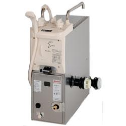 ☆*リンナイ*RBF-ASBN/RBF-ASBK ガスふろ釜 シャワー付 本体前面給水接続口 6.5号 BF式【送料・代引無料】