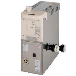 ☆*リンナイ*RBF-ASBND/RBF-ASBKD ガスふろ釜 シャワー付 6.5号 本体前面給水接続口 BF式 ダクト設置専用【送料・代引無料】
